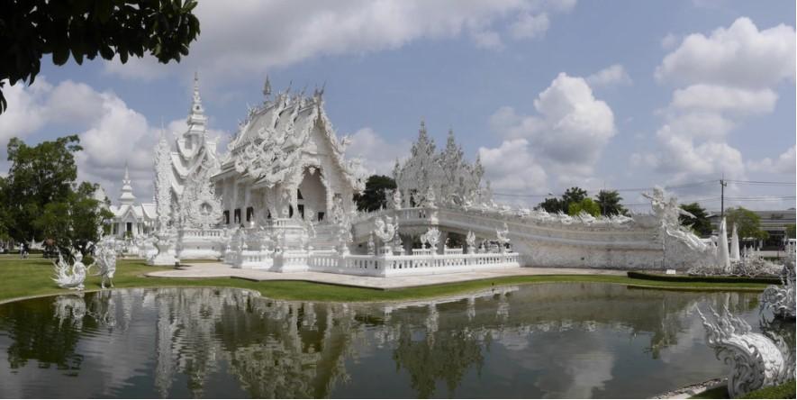 המקדש הלבן היפה של צ'יאנג ראי