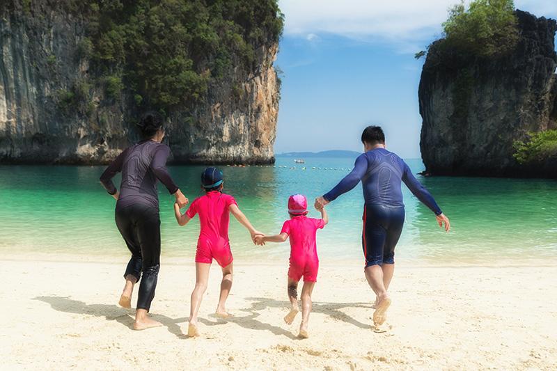 10 היעדים הכי משפחתיים בתאילנד
